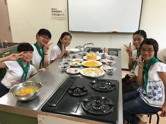スカウト企画~お菓子作り~