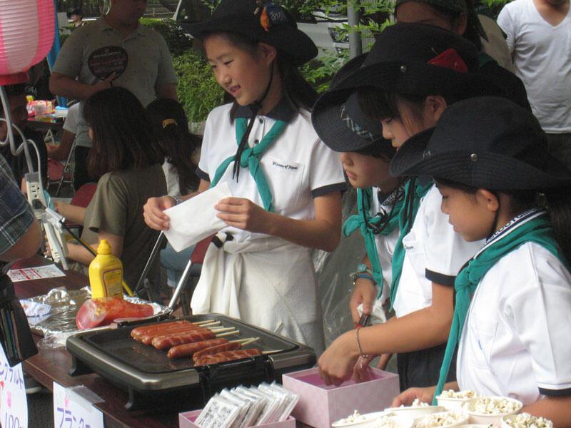文化センター祭り
