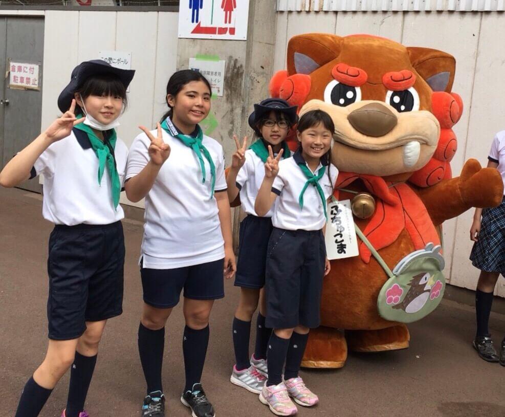 軽スポーツ大会奉仕