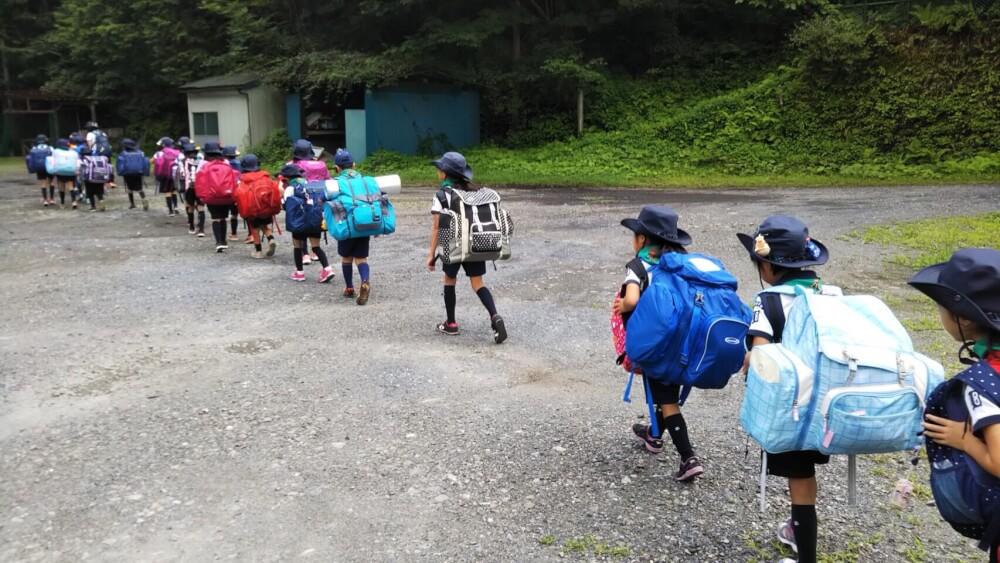 夏季合同キャンプ ★ 1日目