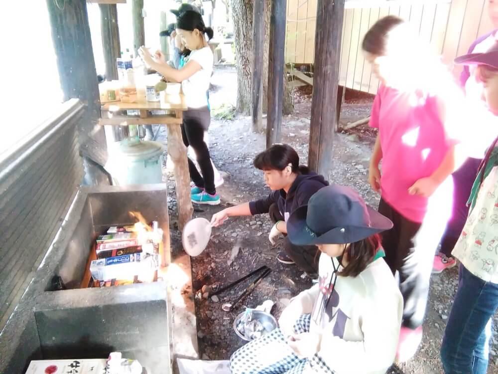 夏季合同キャンプ ★ 2日目