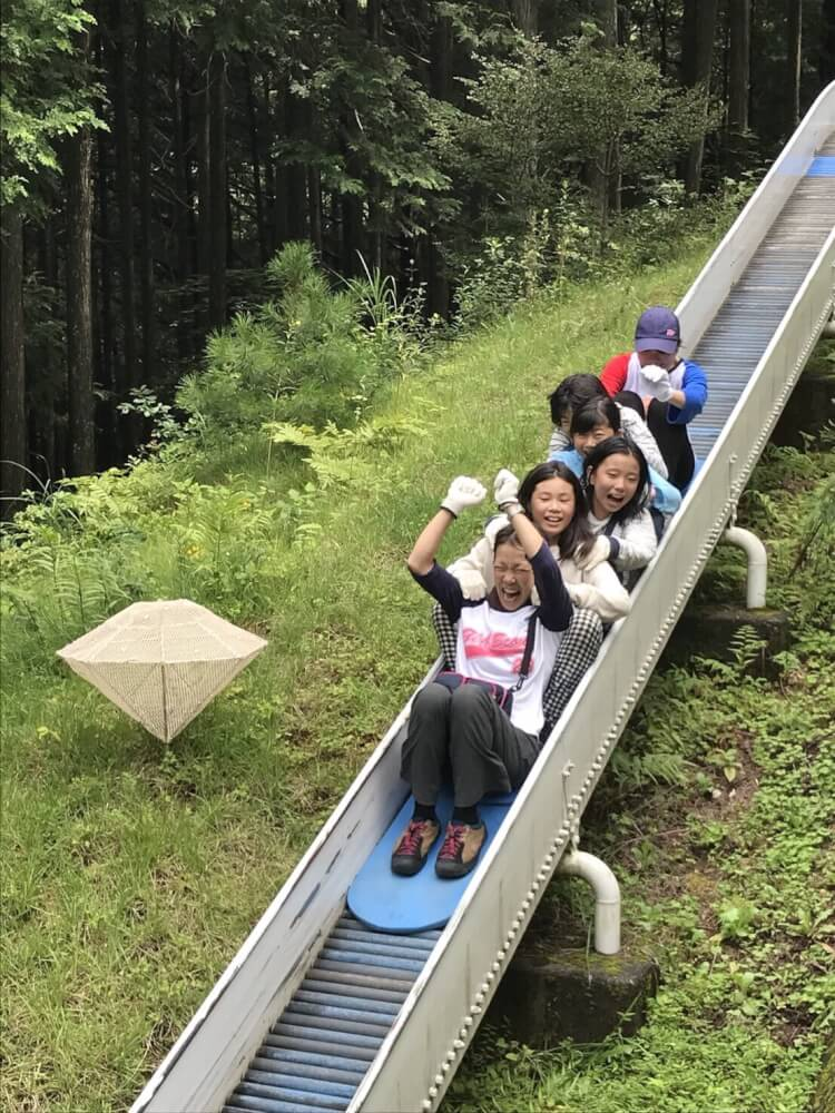 夏季合同キャンプ ★ 4日目